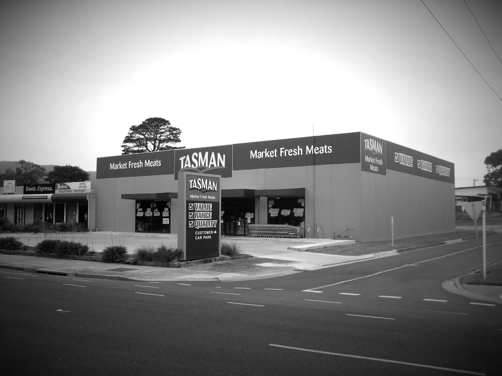 TASMAN MEATS RETAIL STORE - Point Nepean Road, Rosebud